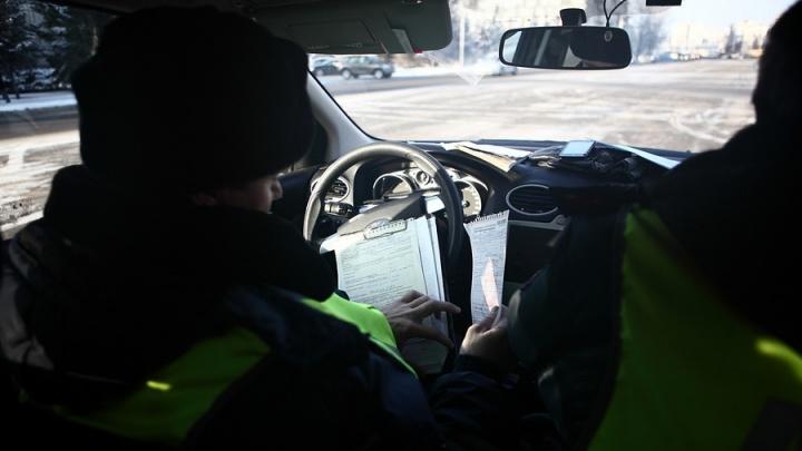 Очень пьяный подросток на «копейке» проломил дорожное ограждение у автовокзала
