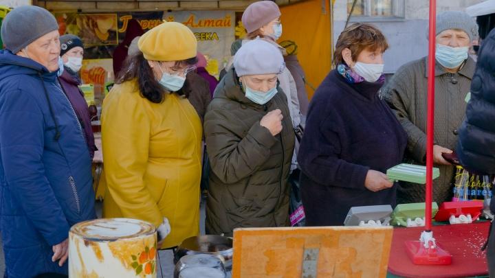 «С бесплатным автобусом людей было бы больше»: что говорят купцы Маргаритинки об организации ярмарки