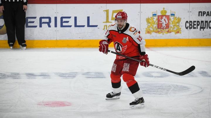 Останется ли легендарный Павел Дацюк в «Автомобилисте»? Публикуем обращение хоккеиста