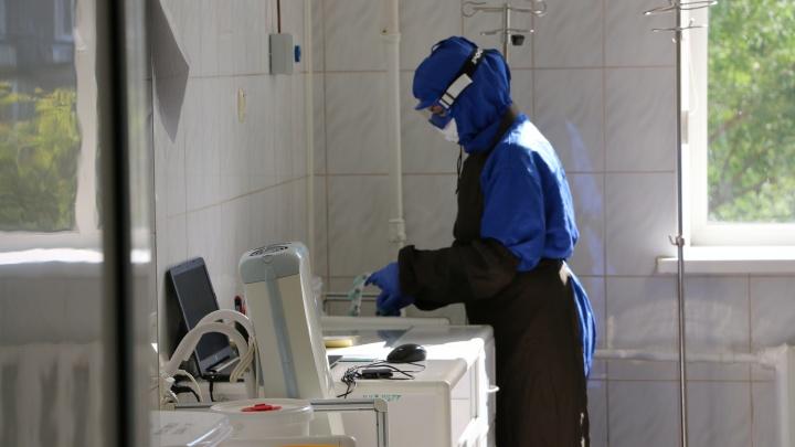 В Тюменской области 14 человек умерли от коронавируса за неделю