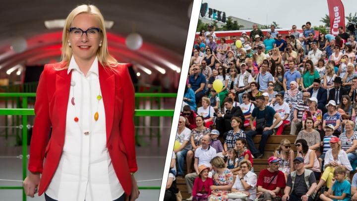 Анна Терешкова обвинила новосибирцев в отмене праздничных гуляний на День города