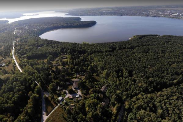 Реабилитационный центр мирового уровня появится справа от лагеря «Лидер» в Речкуновской зоне отдыха