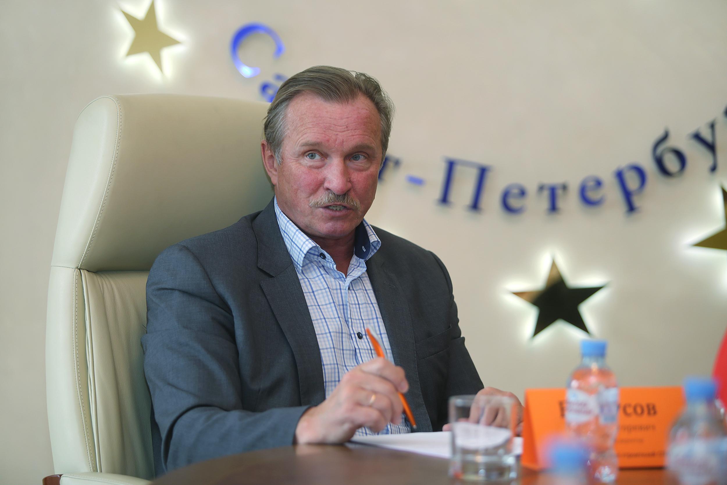 Алексей Белоусов, генеральный директор СРО А «Объединение строителей СПб»
