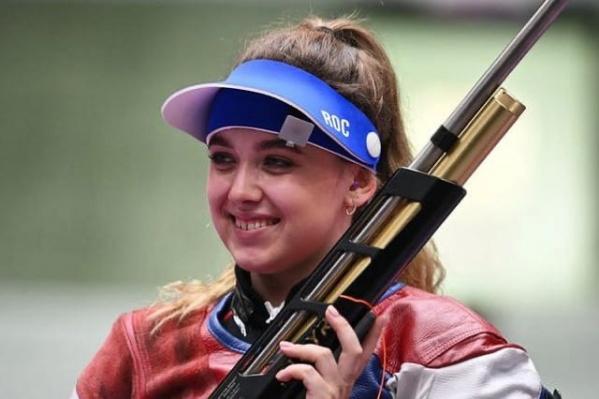 Ярославская спортсменка завоевала первую медаль для сборной