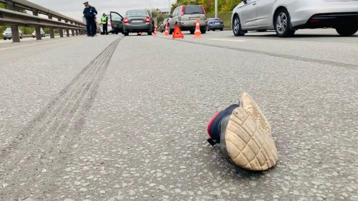 В Уфе в больнице скончался пешеход, которого сбили на проспекте Салавата Юлаева