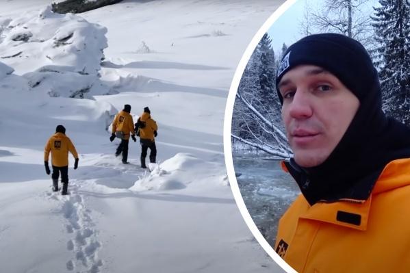 Блогер снял три видео о перевале Дятлова