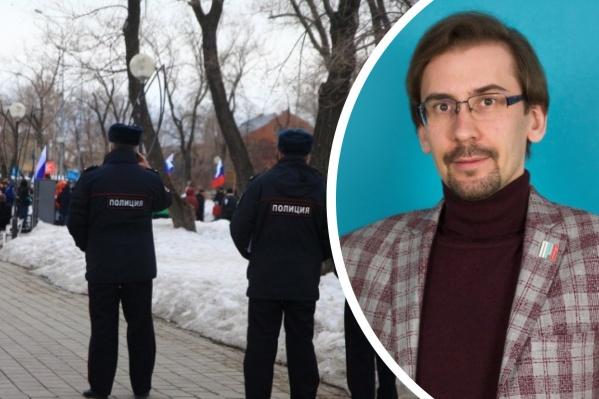 Суд над Иваном Востриковым состоялся в эту субботу