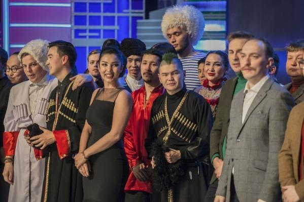 «Азия MIX» станет одним из трех участников «Встречи выпускников КВН» в этом году