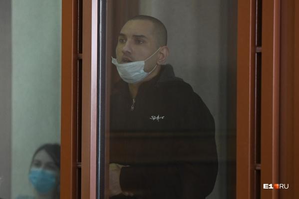 Михаил Федорович на заседании суда