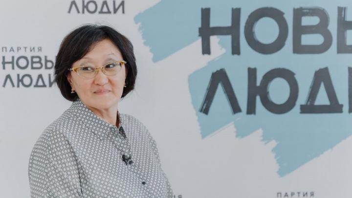 Советник председателя партии «Новые люди» Сардана Авксентьева выступила против объединения регионов