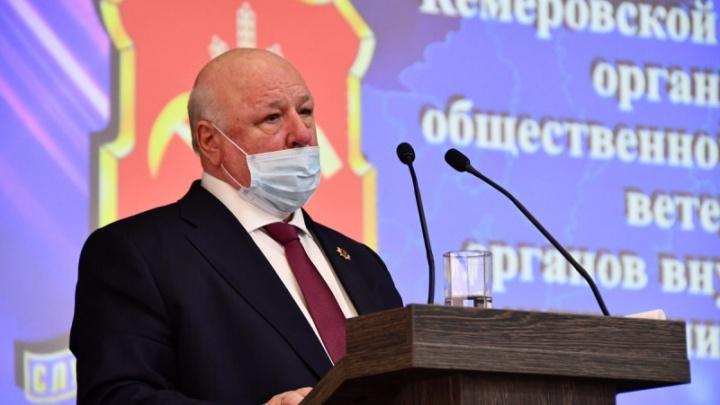 В Кузбассе выбрали нового председателя ветеранского движения органов внутренних дел