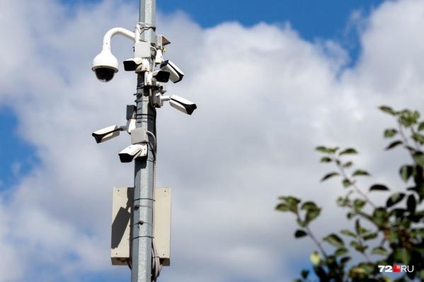 Сейчас камеры видеонаблюдения установлены в основном в центральной части города. В отдаленных районах их очень мало либо вообще нет