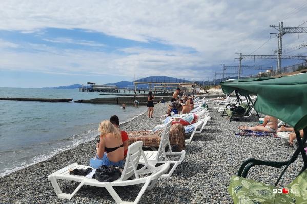Многих туристов отпугнули завышенные цены на отдых в Сочи