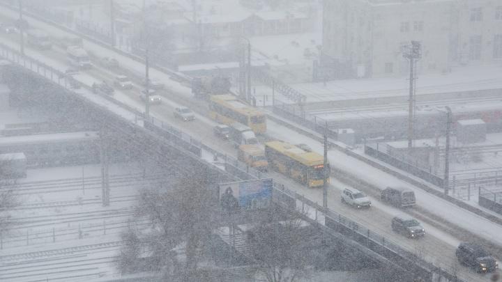 Реванш за весеннюю оттепель: какая погода ждет Волгоград на первой рабочей неделе в году