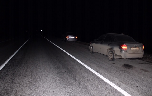 Сбили и переехали: в Заводоуковском районе погиб мужчина, шедший по краю трассы