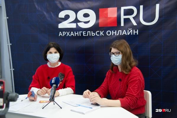 Ольга Голубева занимается также нутрициологией, является специалистом по профилактической медицине