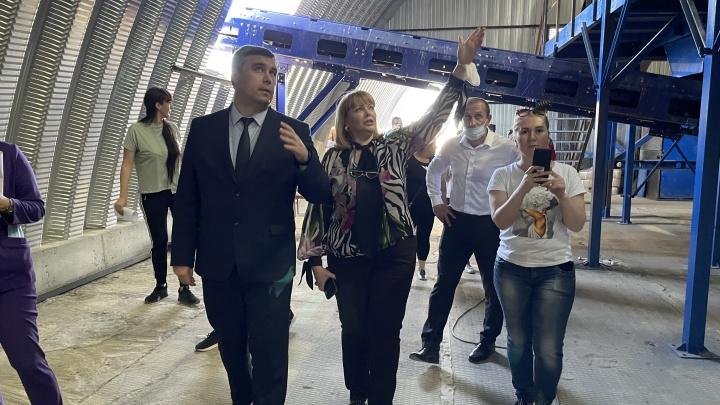 В конце мая в Ростовской области заработает Мясниковский экокомплекс