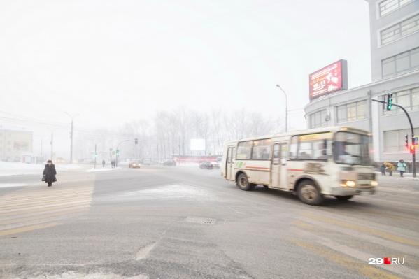 В последний раз цены на автобусные перевозки в Архангельске и Северодвинске менялись летом 2019 года