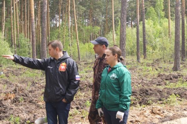 Попавший под преследование силовиками замминистра экологии Виталий Безруков (слева) до госслужбы возглавлял экофонд «Моя планета»