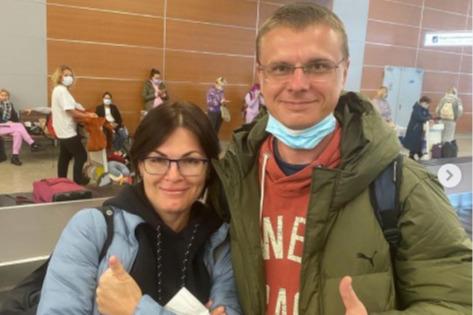 Реаниматолог Василий Жданов из Кемерово и гинеколог из Челябинска летели с Кубы в одном самолете