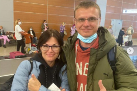 Гинеколог из Челябинска помогла спасти ребенка, у которого случился анафилактический шок в самолете