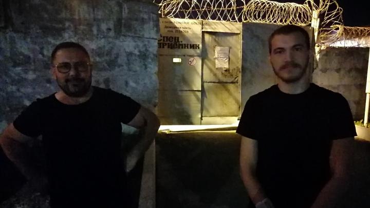Участников сходки авторитетов на ВИЗе выпустили на свободу. Они высказали свою версию массовых задержаний
