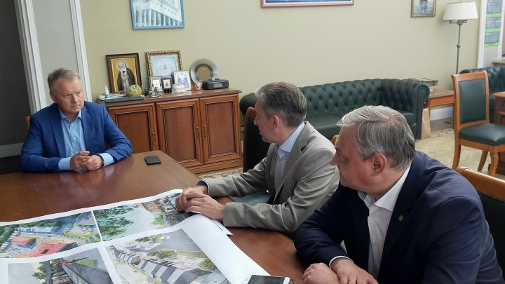 Проекты «Аквилона» получат поддержку Корпорации развития Дальнего Востока и Арктики