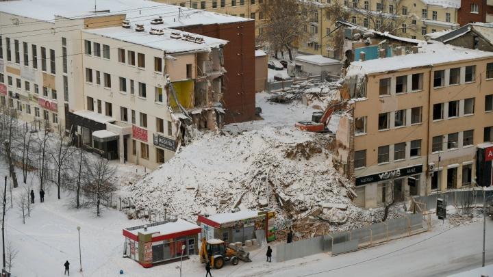 «Архитекторы постарались сделать здание с подковыркой». Чем интересен ПРОМЭКТ, который приговорили к сносу