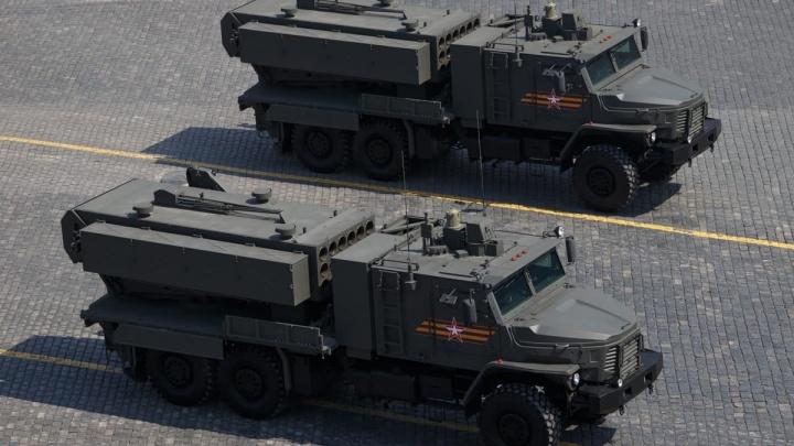 Ростех показал на форуме «Армия-2021» боевые возможности новейших систем ТОС-2 и ИСДМ