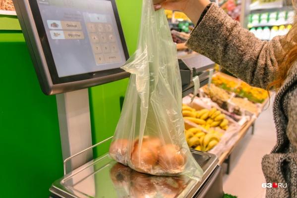 За овощами самарцы всё чаще идут в торговые сети