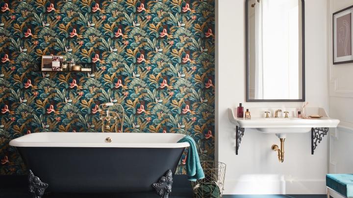 Французская ванная в ростовской квартире: товары Jacob Delafon можно будет купить по скидке до40%