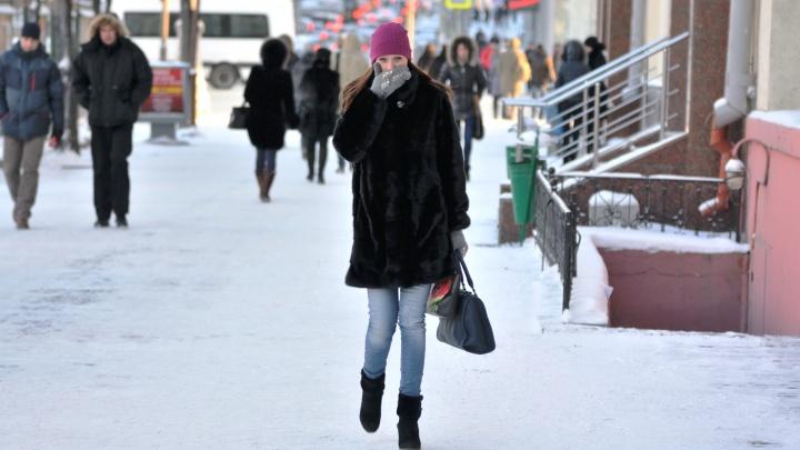 «Началось арктическое вторжение». Синоптики рассказали, надолго ли морозы задержатся на Урале