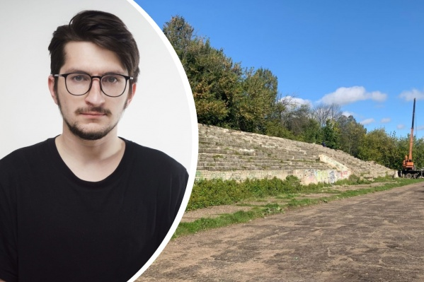 Ярославец объяснил, почему не нужно строить на Перекопе стадион