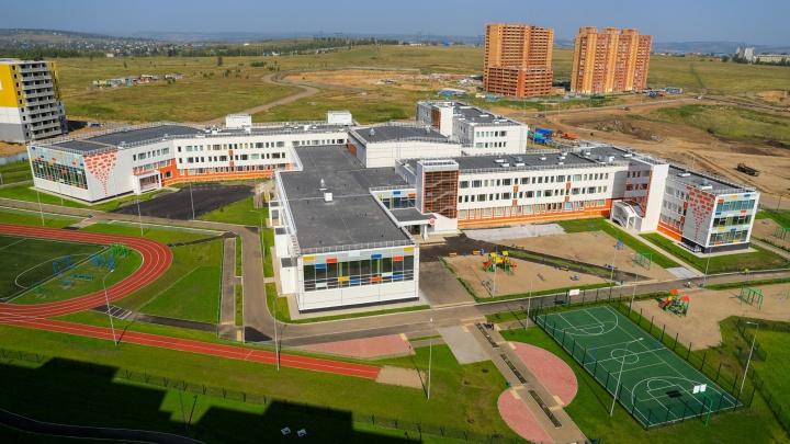 В ближайшие 20 лет в Красноярске построят больше 100 детсадов и 85 школ