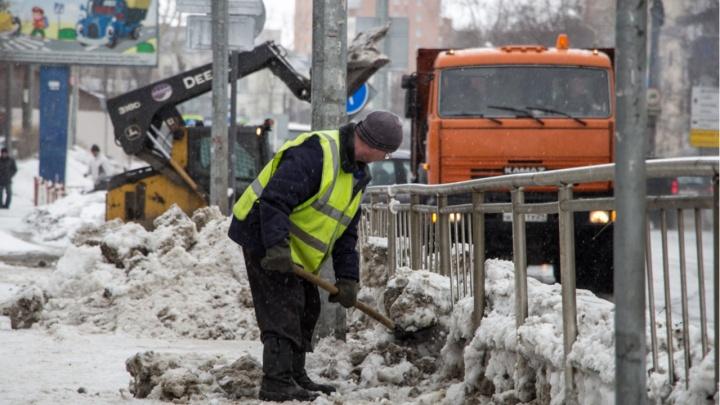 Уборку улиц Архангельска доверили владельцу Плесецкого управления, которое с этим не справилось
