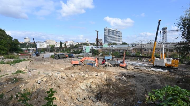 Компания семьи депутата Заксобрания построит 26-этажный дом у Дона — напротив «Белого Ангела»