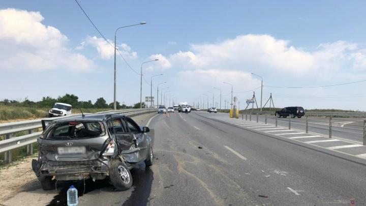 В Волгограде на месте двух страшных аварий изменили скоростной режим