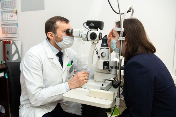 Бесплатные консультации с обследованием будут доступны тем, кто решился на лазерную коррекцию зрения