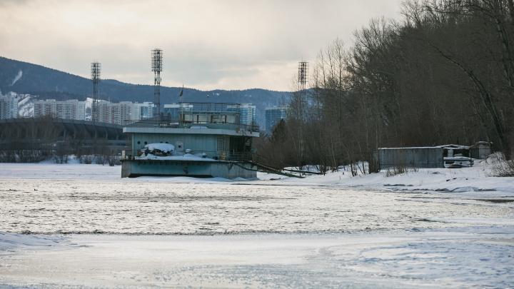 В выходные в Красноярск вернутся зимние морозы