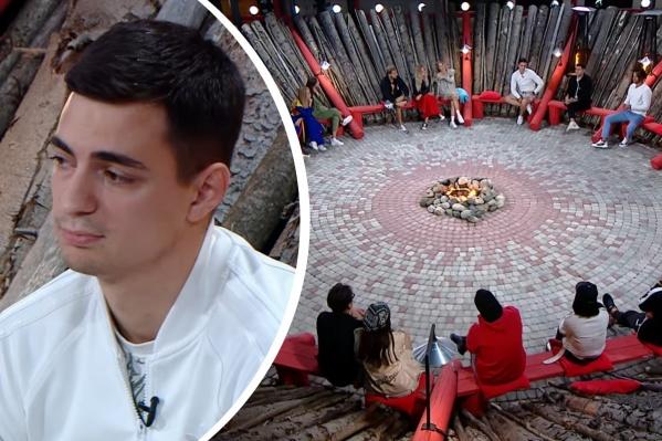 Владислав Киселев рассказал ведущему Даве, почему решил прийти на проект