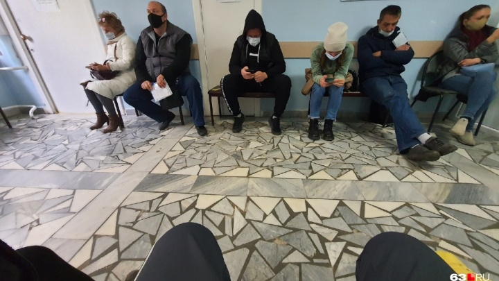В Минздраве сообщили, откуда взялись очереди в поликлиниках Самарской области
