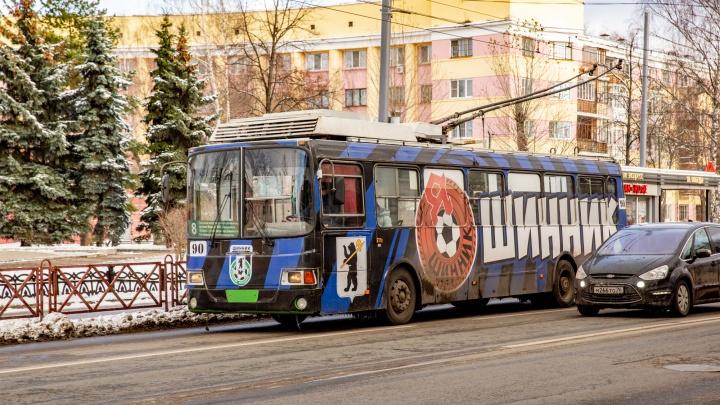Сроки опять перенесли: в Ярославле не смогли вовремя переделать трамвайное депо под троллейбусное