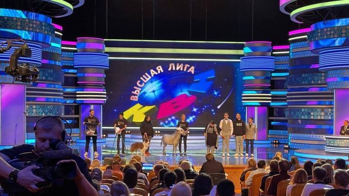 «Росы» поборются за место в финале Высшей лиги КВН на Кубке мэра Москвы