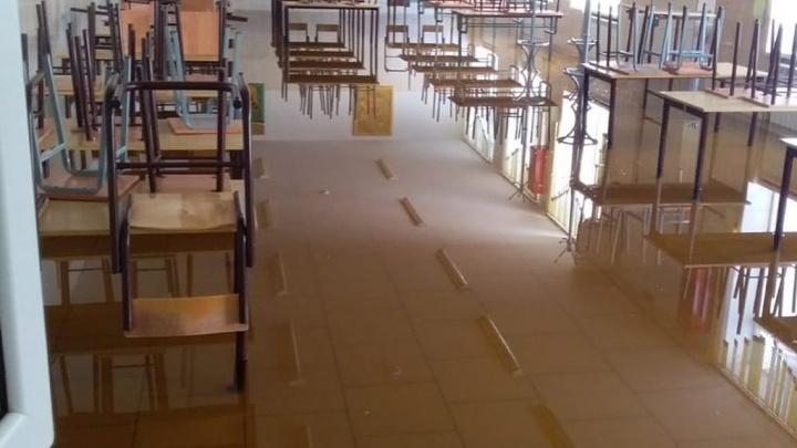 На побережье затопило коррекционную школу и детсад, они не откроются 1 сентября