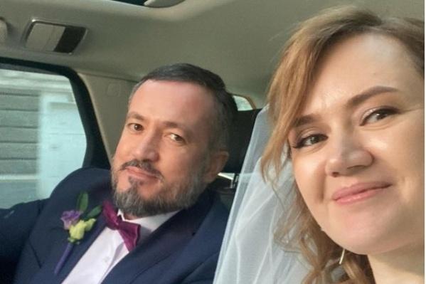 Лилия Чанышева вышла замуж