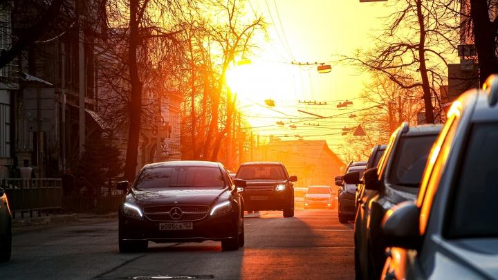 Придется отвыкнуть от обычных маршрутов: 10 дорог в Нижнем Новгороде перекроют до августа