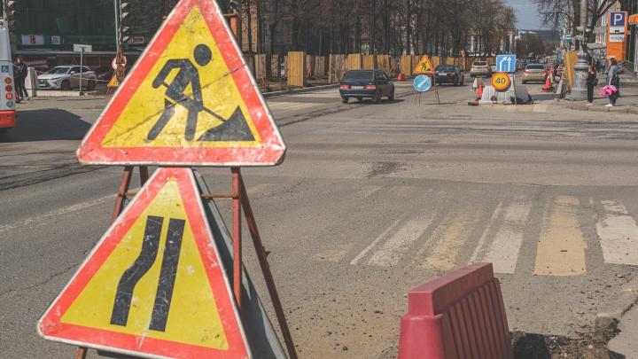 В выходные закроют проезд по Пушкина через Компрос. Как поедут автобусы?