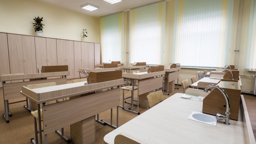 Власти назвали сроки строительства школы в микрорайоне Дивногорский
