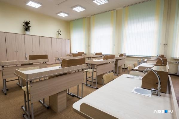 Школу планируют достроить к декабрю 2022 года