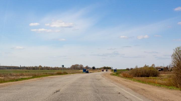 Влетел в остановку: в Ярославской области погиб мотоциклист